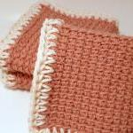 Dish Cloths 100% Cotton Cro..